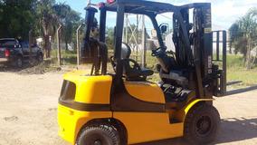 Autoelevador Yale 2500 Kg Diesel
