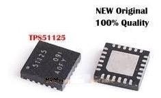 Ci Tps51125 51125 Qfn-24 Controlador Da Bateria Do Notebook