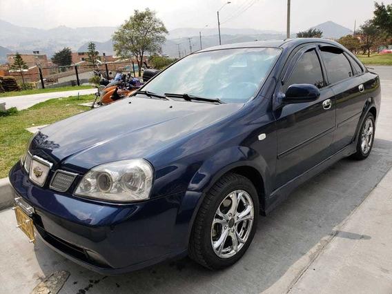 Carro Chevrolet Optra Full Equipo - Azul - 1400cc Gas Gasoli