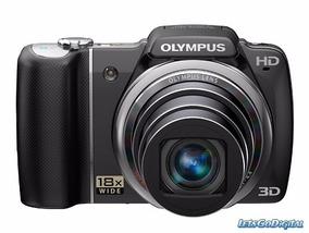 Camera Fotografica Olympus,usada Duas Vezes Apenas.