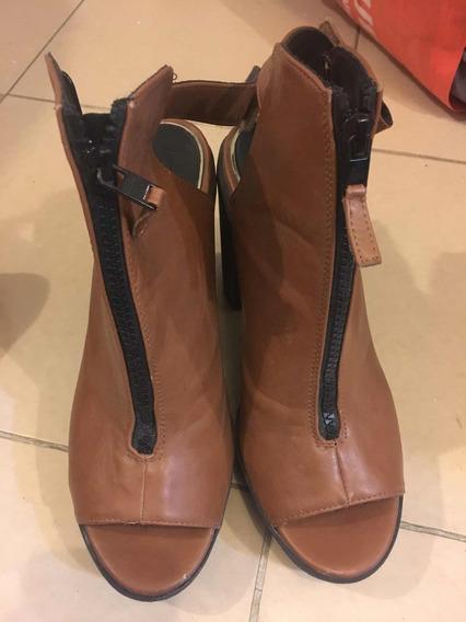 Zapatos De Tacón Marca Bershka
