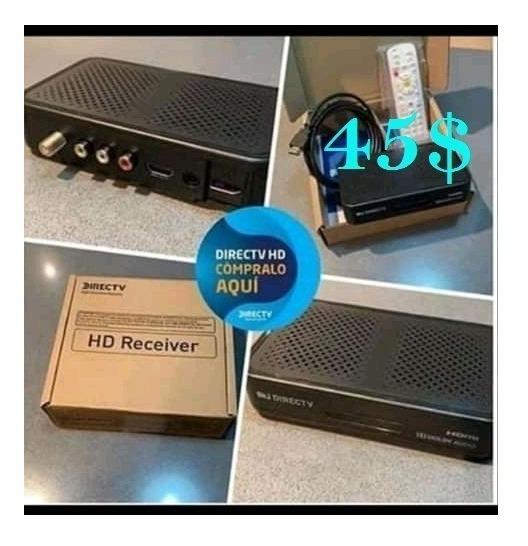 Decodificador Directv Nuevo Full Hd