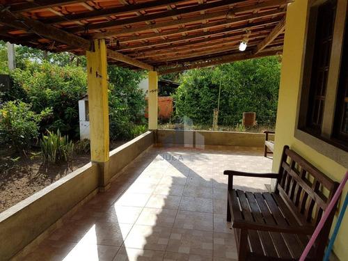 Chácara Com 3 Dormitórios À Venda, 1200 M² Por R$ 185.000,00 - Rocio - Iguape/sp - Ch0019