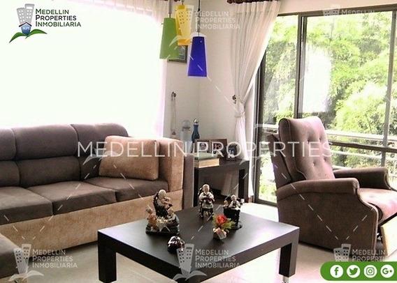 Apartamentos Amoblados Baratos En Medellín Cód: 4064