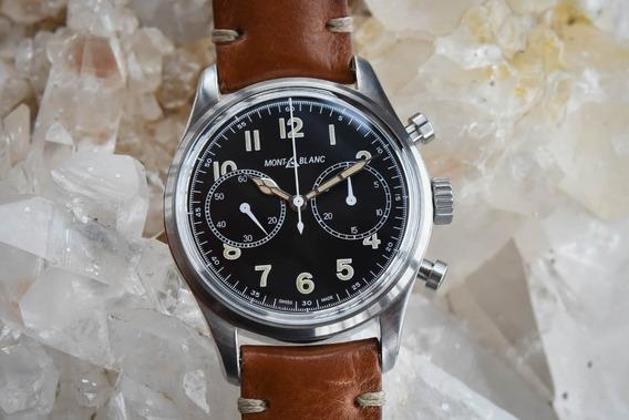 Relógio Montblanc 1858 Chronograph Automatic 117836