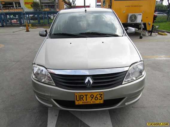 Renault Logan Expression Aa Fe