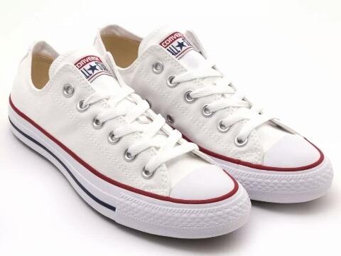 Converse All Star Blancas 100% Original
