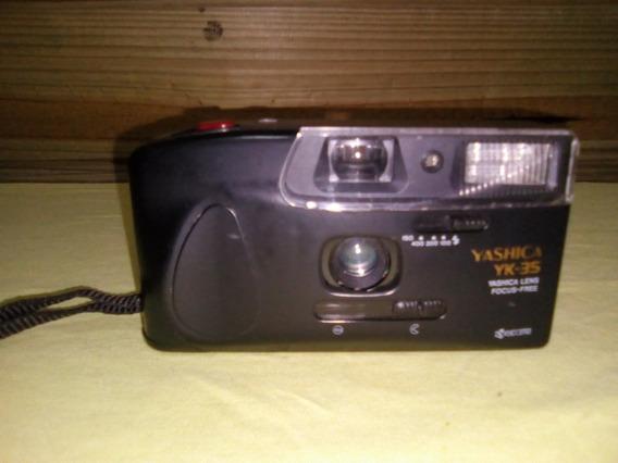 Camera Fotográfica Yashica Yk-35