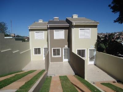 Casa Em Jardim Imperial, Atibaia/sp De 80m² 2 Quartos À Venda Por R$ 210.000,00 - Ca102737
