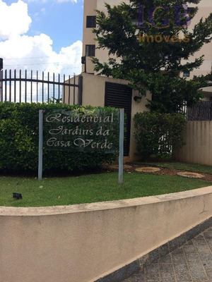 Apartamento Residencial Para Locação, Casa Verde, São Paulo. - Ap1184