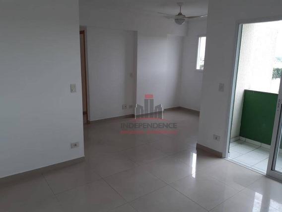 Apartamento Com 2 Dormitórios Para Alugar, 65 M² Por R$ 1.150/mês - Jardim América - São José Dos Campos/sp - Ap3086