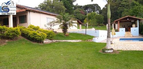 Ótima Chácara Com Boa Topografia Localizada Em Pinhalzinho, Interior De São Paulo; - 1044 - 34977524