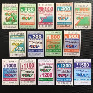 Boletos De Micro Buses Nilahue