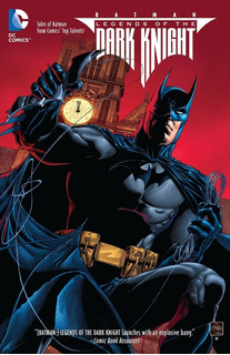 Batman Legends Of The Dark Knight 1-3 Dc Comics Robot Negro