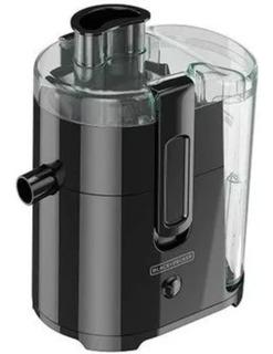 Extractor Jugos Black Decker 400 Watt Je2400