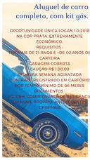 Aluguel De Carro Gnv Para Uber