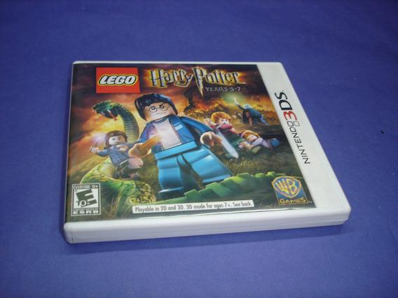Nintendo 3ds : Lego Harry Potter Na Caixa E Manual Original