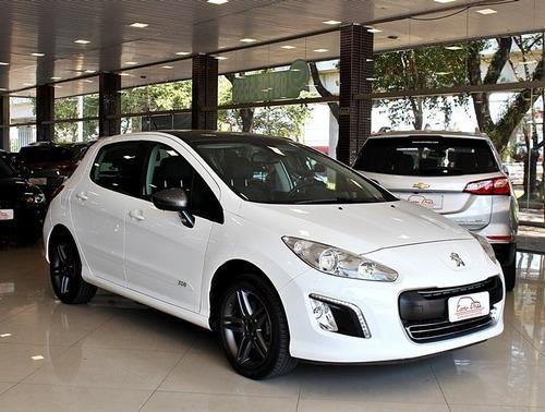 Peugeot 308 1.6 Griffe Thp 4p Gasolina Aut