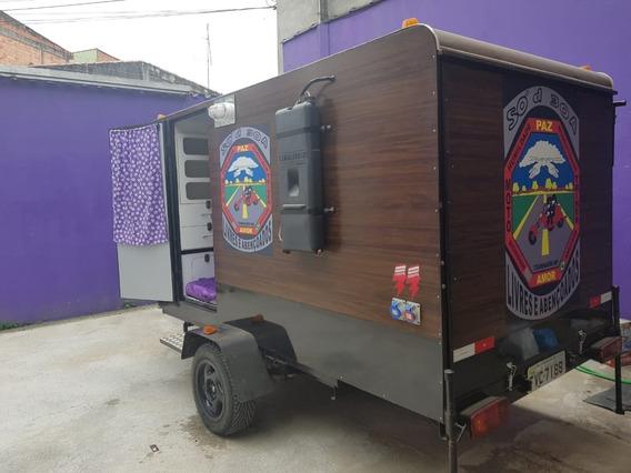 Trailer Motor Home Casa Completa