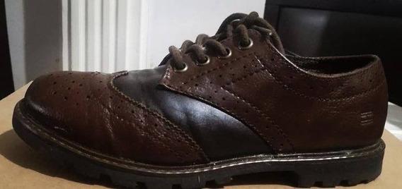 Zapato Bostoniano Oxford Tommy Hilfiger Talla 22 C149