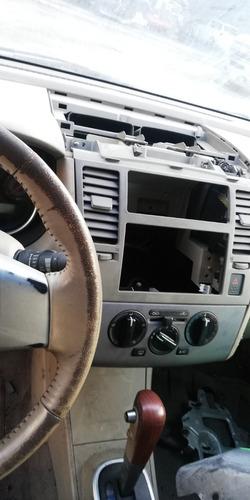 Frontal Radio Tablero Nissan Tiida