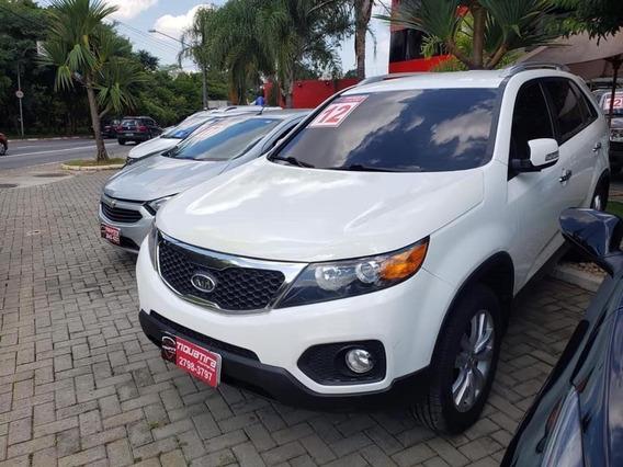 Kia Sorento 2.4 Ex2 4x2 16v 5l Gasolina 4p Automático