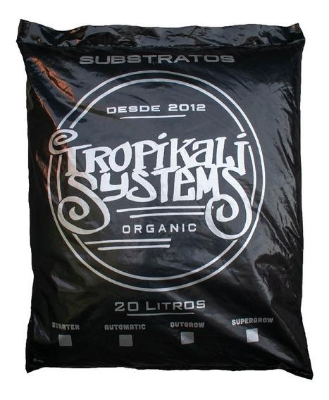 Substrato Organico Automatic Grow 20 Litros Tropikali