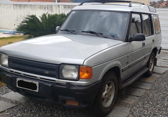 Land Rover Discovery 300tdi Ano 99