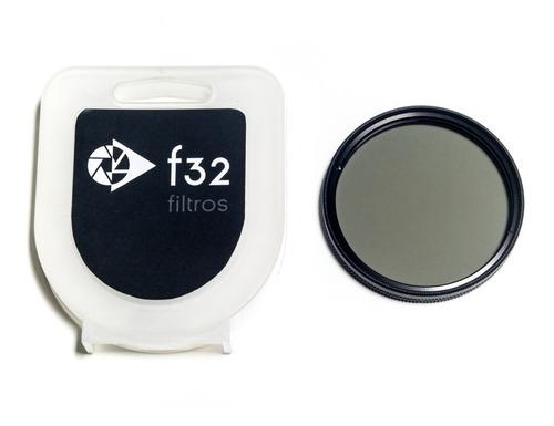 Filtro Polarizador 72mm Cpl - Com Nota Fiscal