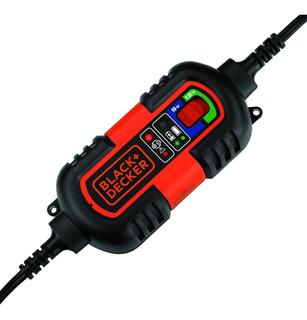 Cargador Y Mantenedor Bateria Auto Moto Bote 12v/6v 1,5 Amp