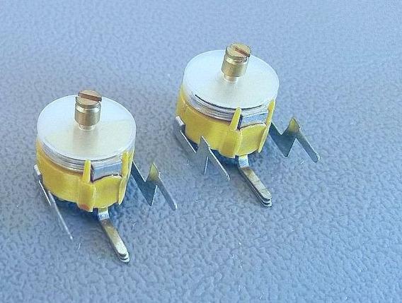 Kit 4x Trimmer 10-45 + 2x Trim7-70 + 5 Cap Ceramico 1nf