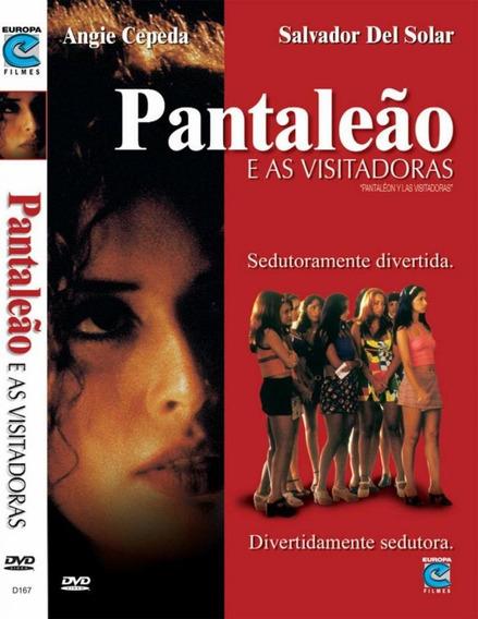 Dvd Pantaleão E As Visitadoras - Francisco Lombardi
