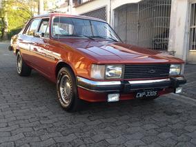 Opala Special/ 1980 /aceito Troca /placa Preta /colecionador