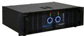 Amplificador Estéreo 2 Canais 2000w Rms (total) Op8600 Oneal