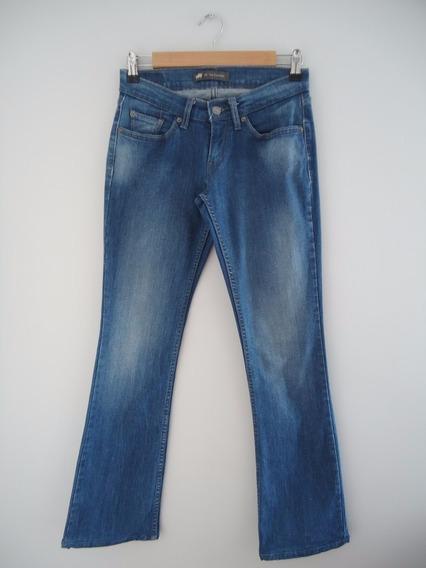 Calça Jeans Feminina Levis Azul Claro 36 Original