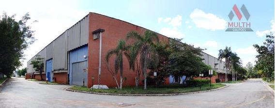 Galpão Industrial Para Locação, Iporanga, Sorocaba. - Ga0324