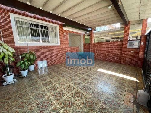 Imagem 1 de 20 de Casa Com 2 Dormitórios À Venda, 146 M² Por R$ 730.000,00 - Vila Belmiro - Santos/sp - Ca0577