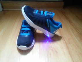 Zapatillas Reebok Con Luces Led Niño