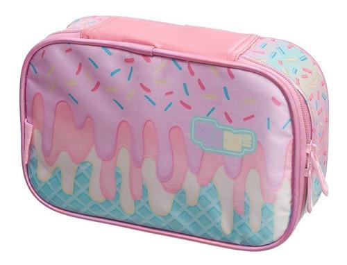 Imagem 1 de 3 de Estojo G Box Divisórias Pack Me Ice Cream Pacific 997j14