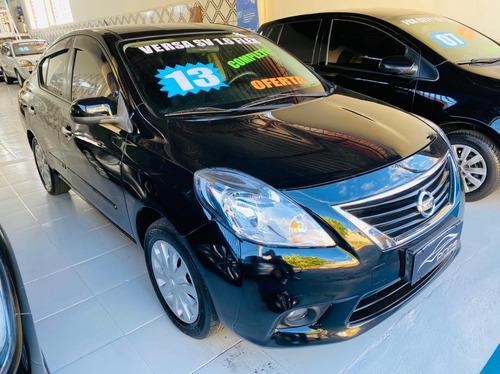 Imagem 1 de 9 de Nissan Versa 2013 1.6 16v Sv Flex 4p