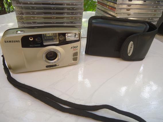 Camera Fotografica Samsung Fino 30s