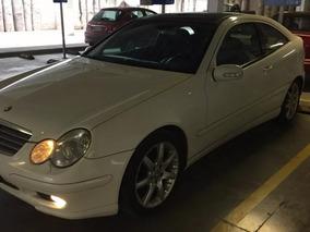 Mercedes Benz Clase C230 Coupe