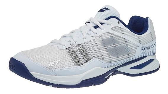 Para Tennis Frontenis Babolat Jet Mach 1 Wimbledon Tenis