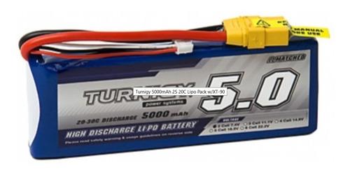 Baterias Lipo 2 Celdas 7,4v 5000ma/h