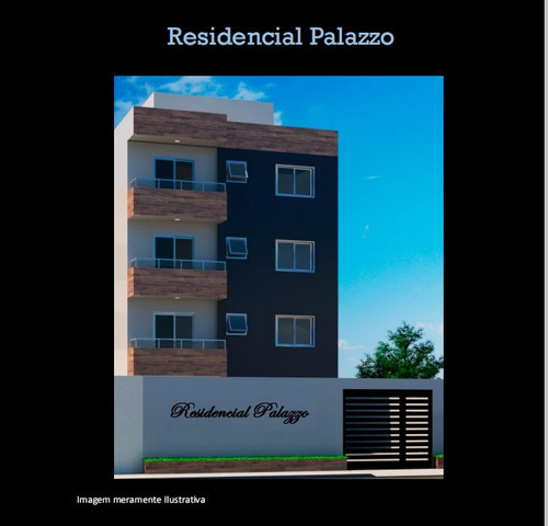 Imagem 1 de 4 de Apartamento À Venda, 2 Quartos, 1 Vaga, Parque Riacho Das Pedras 2ª Seção - Contagem/mg - 25220