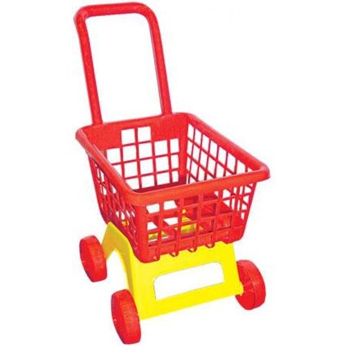 Carrito Shopping Rojo/amarillo Fiorella