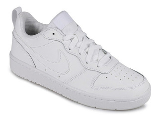 Tenis Nike Court Borough Low 2 Blanco Bq5448 100