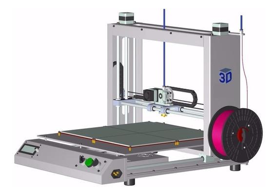 Projeto Impressora 3d - Envio Imediato