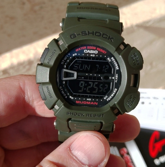 Casio G-shock Mudman G-9000