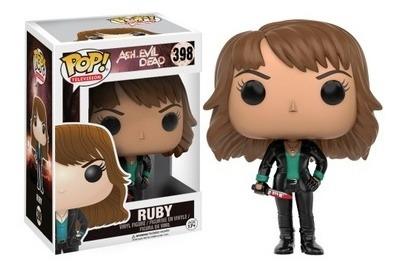 Funko Pop! Television Ash Vs Evil Dead Ruby - Funko Pop